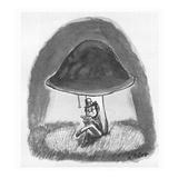 New Yorker Cartoon Premium Giclee Print by Warren Miller