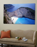 Navagio, Zante, Ionian Islands, Greece Posters by Danielle Gali