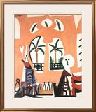 L'Atelier Print by Pablo Picasso