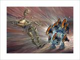 Droid Step Edition limitée par Aaron Jasinski