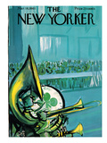The New Yorker Cover - March 18, 1961 Regular Giclee Print by Arthur Getz