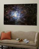 The Iris Nebula Posters