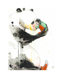 Panda Girl Limited Edition by Lora Zombie