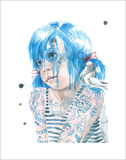 Sailor Girl Limited Edition by Lora Zombie