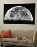 Månen Plakater