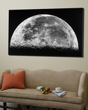 The Moon Posters