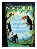 The New Yorker Cover - August 6, 2007 Regular Giclee Print by Eric Drooker
