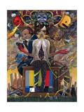 A Tale of Last Chances Limited edition van Aaron Jasinski