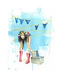 Wonder Wash Limitierte Auflage von Lora Zombie