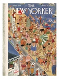 The New Yorker Cover - July 8, 1939 Regular Giclee Print by Richard Taylor