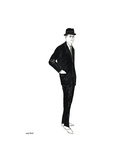 Male Fashion Figure, c. 1960 Giclee Print by Andy Warhol