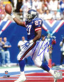 Rodney Hampton Giants TD Celebration Photo
