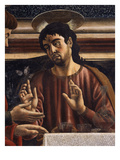 Last Supper Detail of Apostle Philip, Fresco C.1444-50 Giclee Print by Andrea Del Castagno