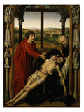 The Pieta Giclee Print by Rogier van der Weyden