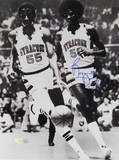 Roosevelt Bouie/Louie Dual Signed Photo