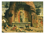 The Resurrection Giclee Print by Andrea Mantegna