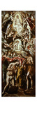 The Baptism of Christ Giclee Print by  El Greco