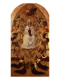 The Assumption of the Virgin Mary Giclee Print by Masolino Da Panicale