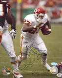 Larry Johnson Chiefs Action Photo