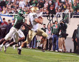 John Carlson Running Down Field vs. Michigan State Photo