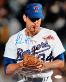 Nolan Ryan Blood Vertical Photo