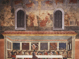 Interior with Crucifixion, Deposition in Sepulchre, Resurrection and Last Supper, Fresco C.1444-50 Photographic Print by Andrea Del Castagno