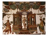 Allegory of Spring in Temple of Love Dedicated to Venus, Fresco, 1576-77 Giclee Print by Jacopo Zucchi