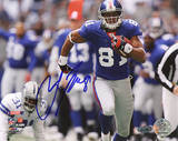 Amani Toomer Touchdown Run vs Cowboys Photo