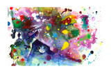 Miau Limitierte Auflage von Lora Zombie
