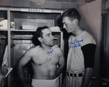 Yogi Berra/Jim Bunning Signed Photo