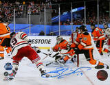 Brad Richards 2012 Winter Classic Game Winning Goal Signed Photo