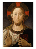 Christ Benedictine Giclee Print by Lazzaro Bastiani