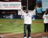Doc Gooden &quot;Shea Goodbye&quot; Wave to the Crowd Horizontal Photographie