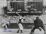 Bob Feller Autographed Photo (Hand Signed Collectable) Photo