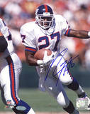 Rodney Hampton Giants Rushing Photo