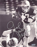 Joe Morris 1979 Home Rushing Autographed Photo (Hand Signed Collectable) Photo