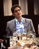 Michael Imperioli At Dinner Table Autographed Photo (Hand Signed Collectable) Photo
