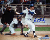 Art Shamsky New York Mets Swing Signed Autographed Photo (Hand Signed Collectable) Photo