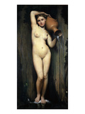 La Source (The Source, 1856) Giclee Print by Jean-Auguste-Dominique Ingres