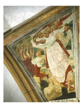 The Sacrifice of Isaac by Abraham, Fresco, 1496, Cloister Giclee Print by Friedrich Pacher