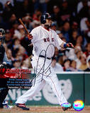 David Ortiz 51st Home Run Collage Autographed Photo (Hand Signed Collectable) Photo