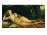 Sleeping Venus Giclee Print by Joseph Heintz