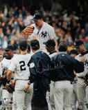 David Wells Perfect Game Carry Off Photo