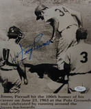 Jimmy Piersall Photo