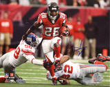 Warrick Dunn Run vs Giants Photo