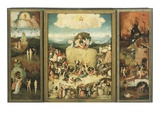 The Haywain, 1485 Giclee Print by Hieronymus Bosch
