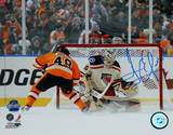 Henrik Lundqvist Penalty Shot Save vs Danny Briere 2012 Winter Classic Horizontal Photographie