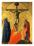 The Crucifixion Giclee Print by Tommaso Masaccio