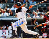 Jorge Posada First Home Run at New Yankee Stadium Photo
