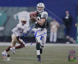 Wayne Chrebet Signed vs. 49ers Photo